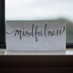 mental health week mindfulness